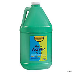 Gallon Acrylic Paint - Green