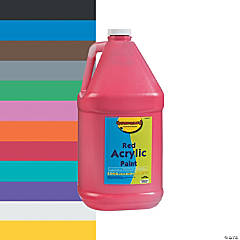 Gallon Acrylic Paints