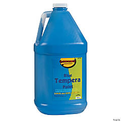 Gallon Tempera Paints - Blue