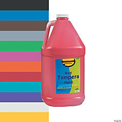 Gallon Tempera Paints
