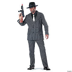 Gangster Costume for Men