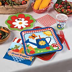 Garden Birthday Party Supplies