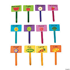 Garden Marker Craft Kit