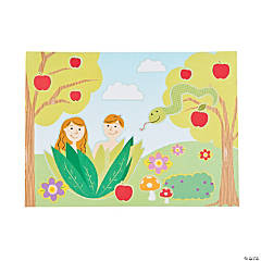Garden of Eden Mini Sticker Scenes