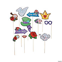 Garden of Wonder Photo Stick Props