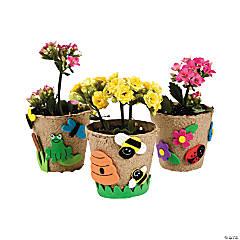 Garden Pot Craft Kit
