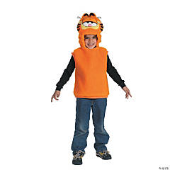 Garfield Vest Kid's Costume