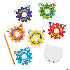 Gear Notepads