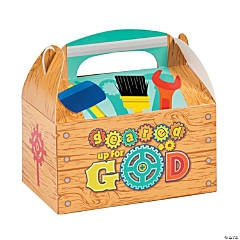 Geared Up for God VBS Treat Boxes