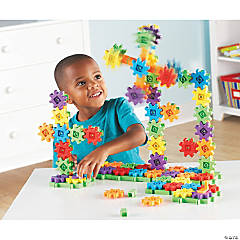 Gears! Gears! Gears! 150-Piece Super Building Set