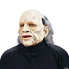Geezer Old Unfaithful Mask for Men