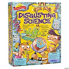 Gem Kits by Scientific Explorer, Disgusting Science