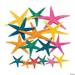 Genuine Dyed Starfish
