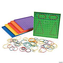 Geometry Peg Boards