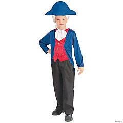 George Washington Costume For Boys