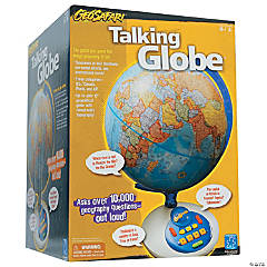 GeoSafari® Talking Globe®
