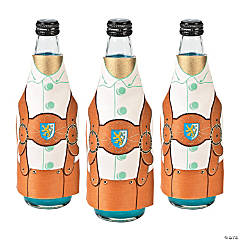 German Lederhosen Bottle Covers