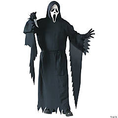 Ghost Face Collector Plus Size Adult Men's Costume
