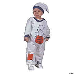 Ghost Jumpsuit Baby's Costume