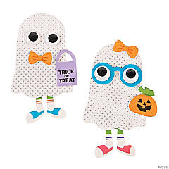 Ghost Kid Magnet Craft Kit