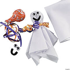 Ghost Pops Craft Kit