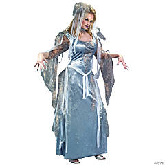 Ghostly Goddess Adult Women's Costume