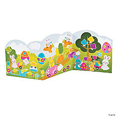 Giant Easter Bunny Sticker Scenes