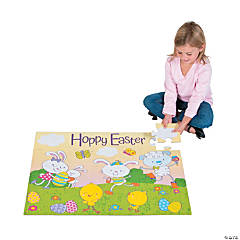 Giant Easter Floor Puzzle
