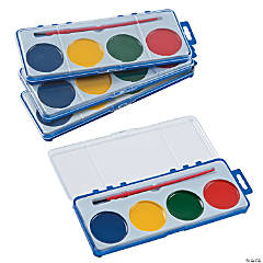 Giant Four Color Watercolors Classroom Pack