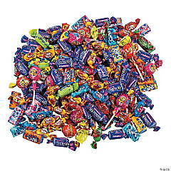 Giant Halloween Candy Mix