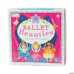 Gibby & Libby™ Ballet Beauties Board Game