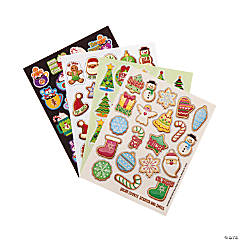 Gibby & Libby™ Scented Christmas Stickers