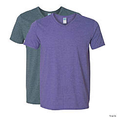 Gildan® Softstyle Jersey V-Neck T-shirt