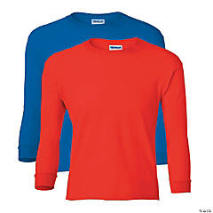 Gildan® Ultra Cotton Youth Long Sleeve T-Shirt