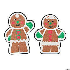 Gingerbread Man Sand Art Pictures