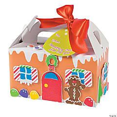 Gingerbread Treat Box Craft Kit