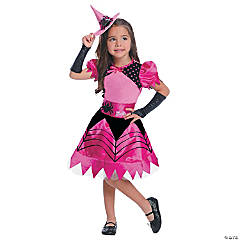 Girl&#8217;s Barbie<sup>&#174;</sup> Witch Costume