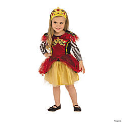 Girl's Circus Costume