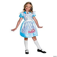 Girl's Classic Alice in Wonderland™ Costume - Small