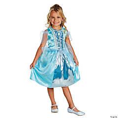 Girl's Classic Sparkle Disney Princess Cinderella™ Costume