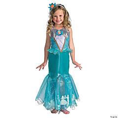 Girl's Deluxe Disney's The Little Mermaid™ Ariel Prestige Costume
