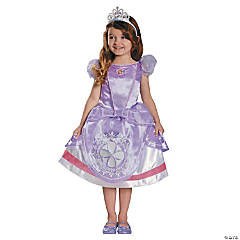 Girl's Deluxe Sofia the First™ Sofia Costume