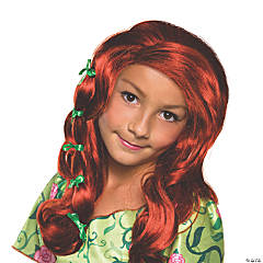 Girl's Poison Ivy Wig