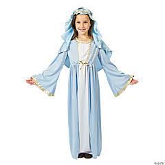 Girl's Premium Mary Costume