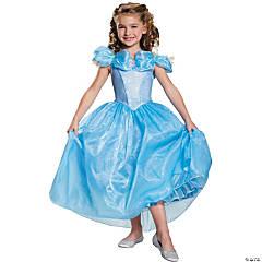 Girl's Prestige Cinderella Movie Halloween Costume