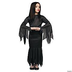 Girl's The Addams Family™ Morticia Costume