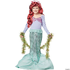 Girl's The Little Mermaid™ Ariel Costume