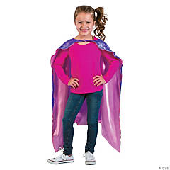 Girl Superhero Cape