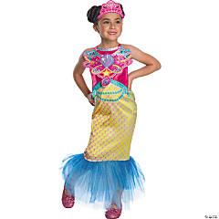 Girl's Barbie™ Mermaid Costume