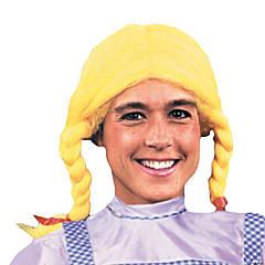 Girl's Blonde Dutch Wig